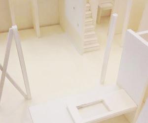 写真:住まいの模型