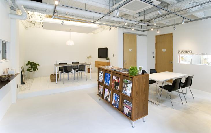 写真:リノキューブ事務所/ショールーム